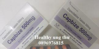 Thuốc Capbize có tác dụng gì? Giá bao nhiêu?
