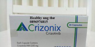 Crizonix - Thuốc điều trị ung thư phổi hiệu quả