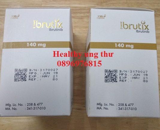 Thuốc Ibrutix có tác dụng gì? Giá bao nhiêu?