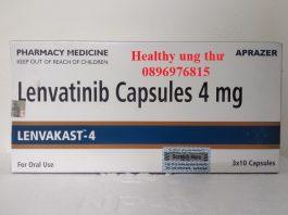 Thuốc Lenvakast có tác dụng gì? Giá bao nhiêu?