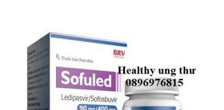 Thuốc Sofuled điều trị viêm gan C giá bao nhiêu?