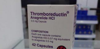 Những thông tin cần biết về thuốc trị tăng tiểu cầu Thromboreductin