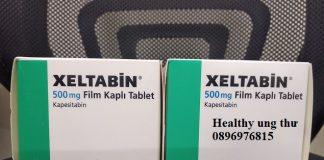 Xeltabine là thuốc gì? Giá bao nhiêu? Mua ở đâu?