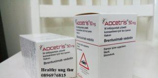 Adcetris - Thuốc điều trị ung thư hạch Hodgkin hiệu quả