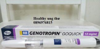 Thuốc Genotropin 12mg là gì? Giá bao nhiêu?