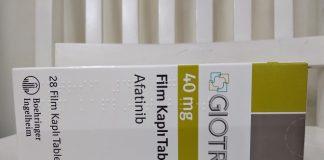 Thuốc Giotrif là thuốc gì? Giá bao nhiêu? Mua ở đâu?