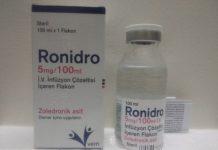 Hình thức hoạt động của Ronidro